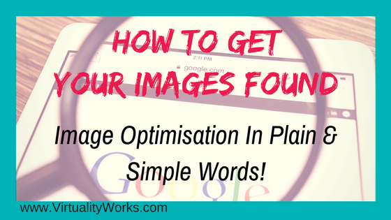 How to get your images found